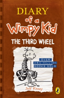 Diary of a Wimpy Kid: The Third Wheel (Book 7), Paperback / softback Book