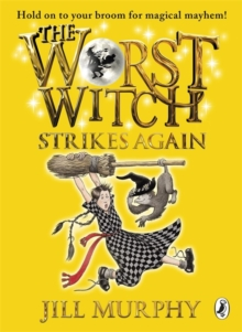 The Worst Witch Strikes Again, Paperback Book