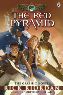 The Red Pyramid: The Graphic Novel (The Kane Chronicles Book 1), Paperback Book