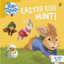 Peter Rabbit Animation: Easter Egg Hunt!, Board book Book