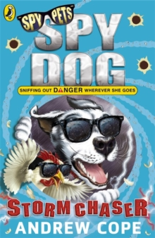Spy Dog: Storm Chaser, Paperback Book