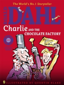 Charlie and the Chocolate Factory, Mixed media product Book