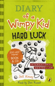 Diary of a Wimpy Kid: Hard Luck book & CD, Mixed media product Book