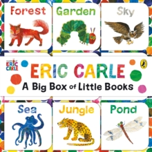 The World of Eric Carle: Big Box of Little Books, Board book Book