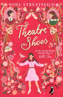 Theatre Shoes, Paperback Book
