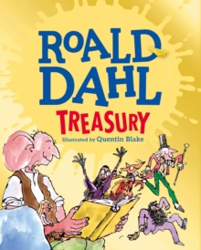 The Roald Dahl Treasury, Hardback Book