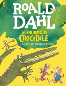 The Enormous Crocodile (Colour Edition), Paperback Book