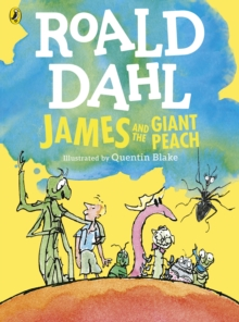 James and the Giant Peach (Colour Edition), Paperback Book