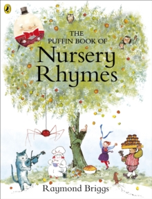 The Puffin Book of Nursery Rhymes, Hardback Book