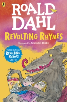 Revolting Rhymes (Colour Edition), Paperback Book