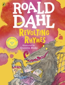 Revolting Rhymes (Colour Edition), Mixed media product Book