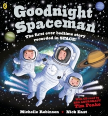 Goodnight Spaceman : Book and CD, Paperback Book
