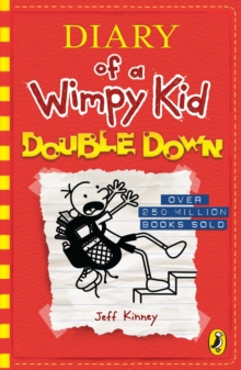 Diary of a Wimpy Kid: Double Down (Diary of a Wimpy Kid Book 11), Paperback Book