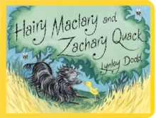 Hairy Maclary And Zachary Quack, Board book Book