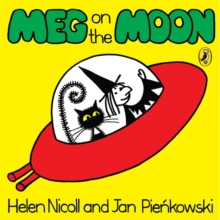 Meg on the Moon, Hardback Book