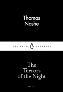 The Terrors of the Night, Paperback Book