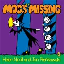 Mog's Missing, Paperback Book
