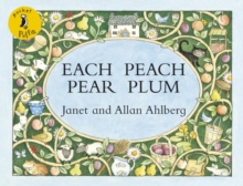 Each Peach Pear Plum, Paperback Book