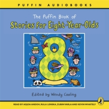 The Puffin Book of Stories for Eight-year-olds, CD-Audio Book