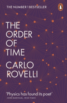 The Order of Time, Paperback / softback Book