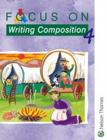 Focus on Writing Composition - Pupil Book 4, Paperback Book