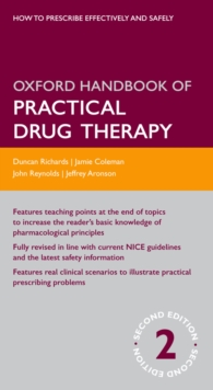 Oxford Handbook of Practical Drug Therapy