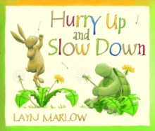 Hurry Up and Slow Down, Paperback Book