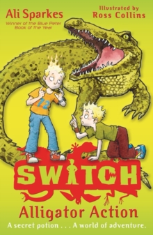 S.W.I.T.C.H 12: Alligator Action, Paperback Book