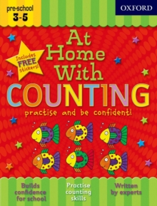 At Home With Counting, Mixed media product Book
