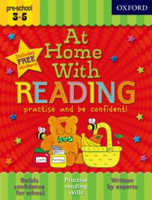At Home With Reading, Mixed media product Book