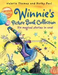 Winnie's Picture Book Collection, Hardback Book