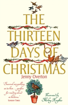 The Thirteen Days of Christmas, Paperback Book