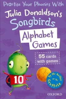 Oxford Reading Tree Songbirds: Alphabet Games Flashcards, Cards Book