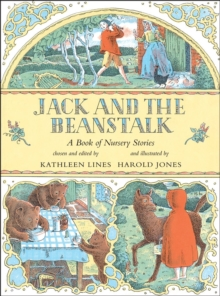 Jack and the Beanstalk: A Book of Nursery Stories, Hardback Book