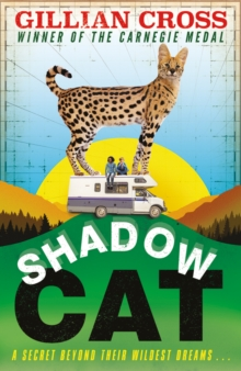 Shadow Cat, Paperback Book