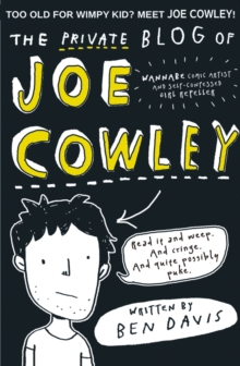 The Private Blog of Joe Cowley, Paperback Book