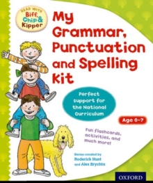 Oxford Reading Tree: Read with Biff, Chip and Kipper: My Grammar, Punctuation and Spelling Kit, Mixed media product Book