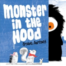 Monster in the Hood, Paperback Book