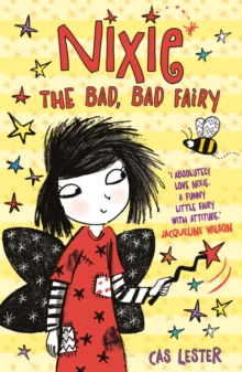 Nixie the Bad, Bad Fairy, Paperback Book