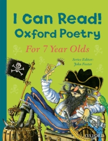 I Can Read! Oxford Poetry for 7 Year Olds, Paperback Book