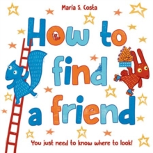How to Find a Friend, Paperback Book
