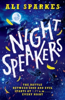 Night Speakers, Paperback / softback Book