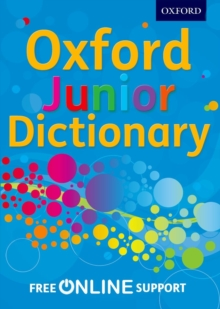 Oxford Junior Dictionary, Mixed media product Book