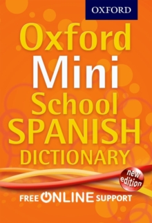 Oxford Mini School Spanish Dictionary, Mixed media product Book