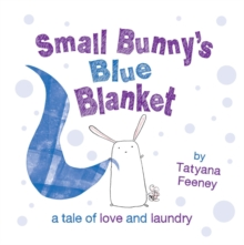 Small Bunny's Blue Blanket, Paperback Book