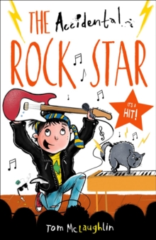 The Accidental Rock Star, Paperback / softback Book