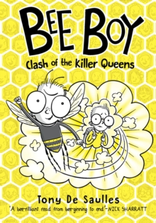 Bee Boy: Clash of the Killer Queens, Paperback / softback Book