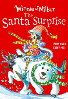 Winnie and Wilbur: The Santa Surprise, Paperback / softback Book