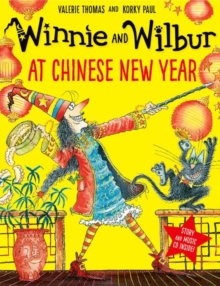 Winnie and Wilbur at Chinese New Year pb/cd, Mixed media product Book