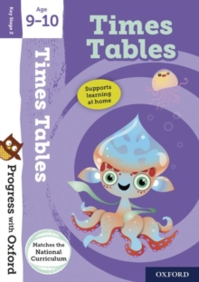 Progress with Oxford:: Times Tables Age 9-10, Mixed media product Book